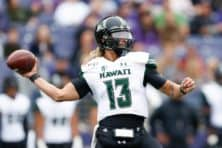 Hawaii cancels Army series, adds games with New Mexico State, Portland State