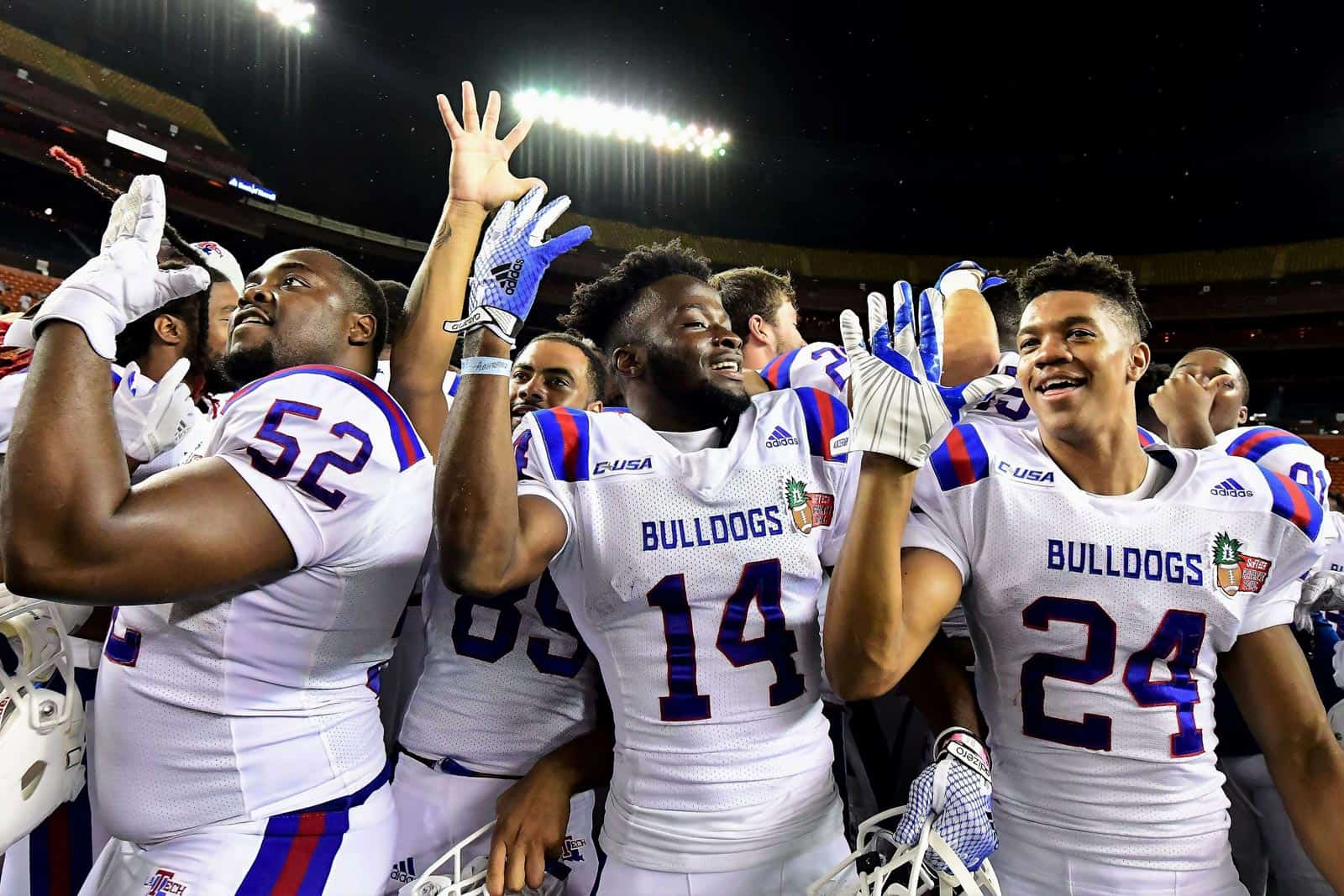 Louisiana Tech Adds Three Fcs Opponents To Future Football Schedules