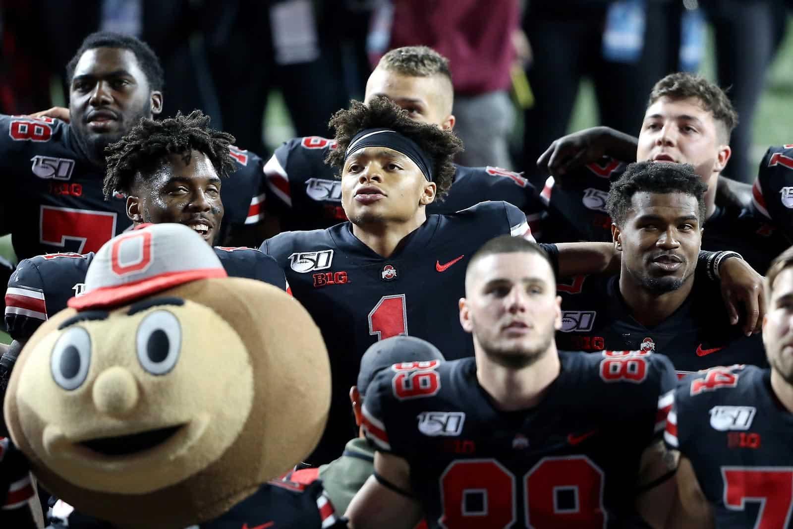 College Football Rankings: 2019, Week 7