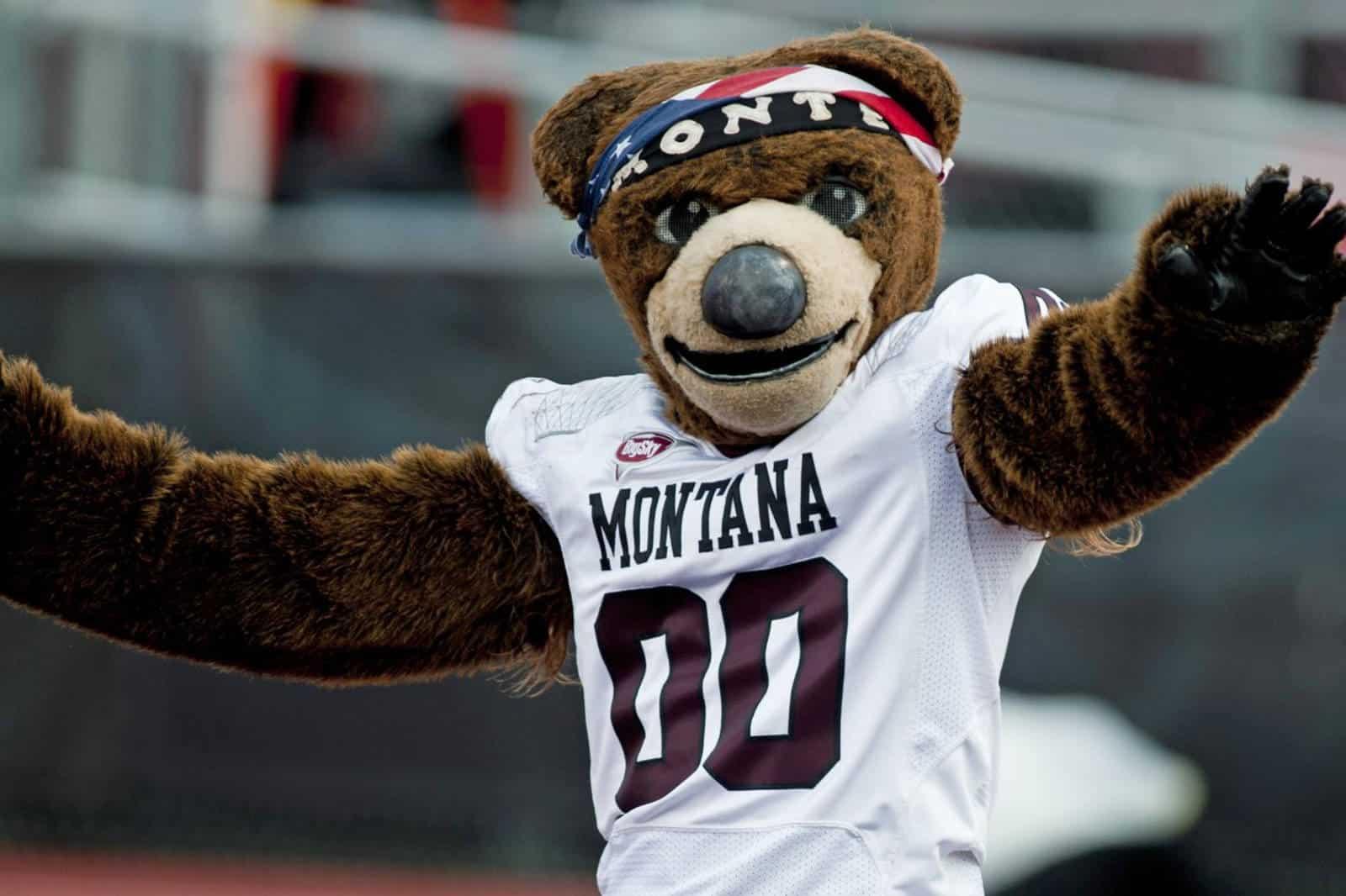 Montana Mascot Monte