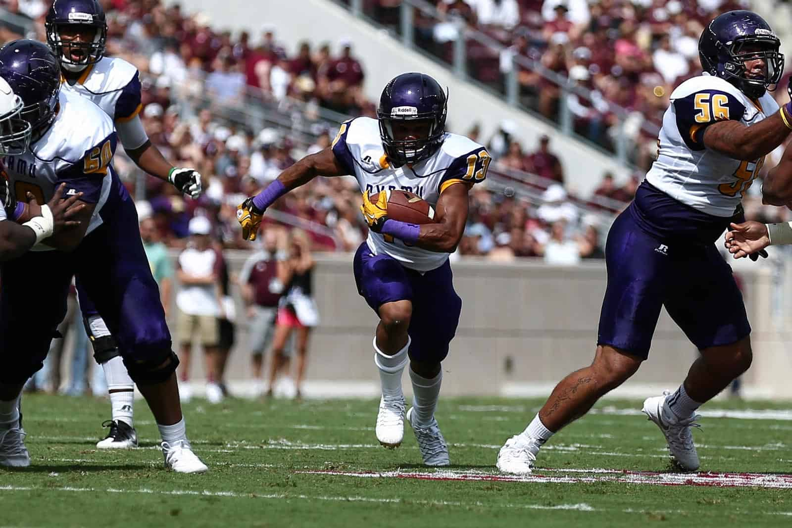Texas A M Football Schedule 2020.Prairie View A M Releases 2020 Football Schedule