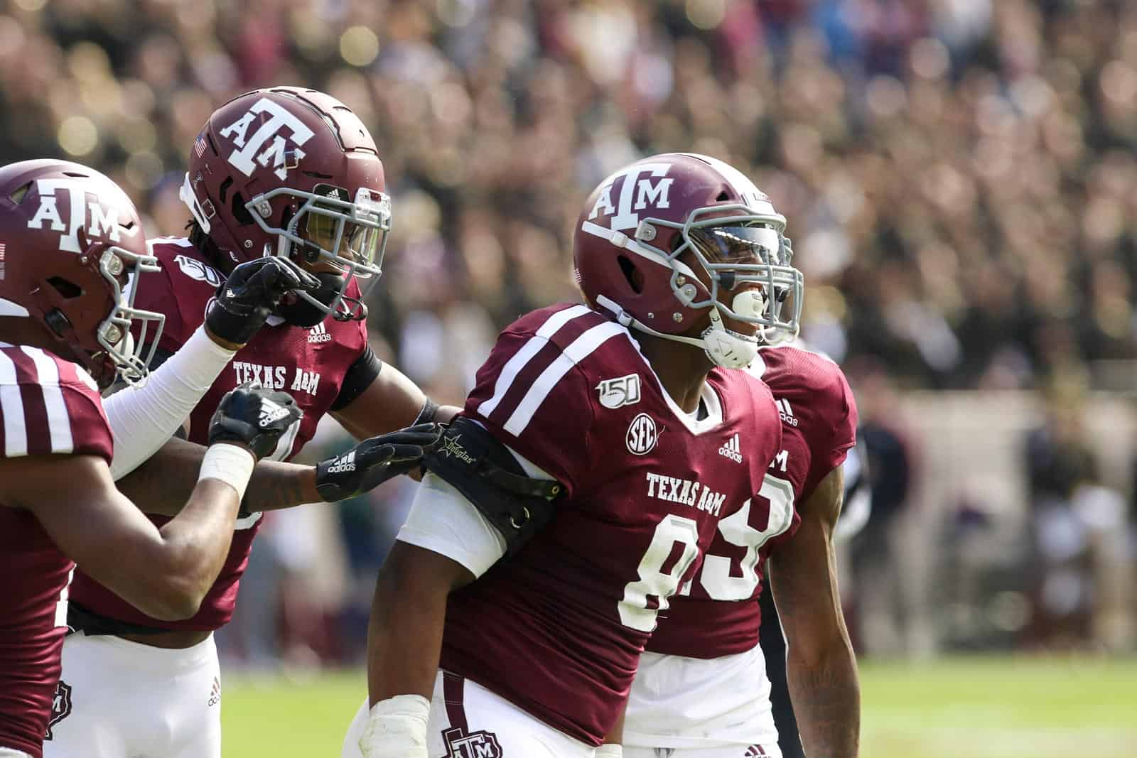 Texas A M Adds Three Opponents To Future Football Schedules