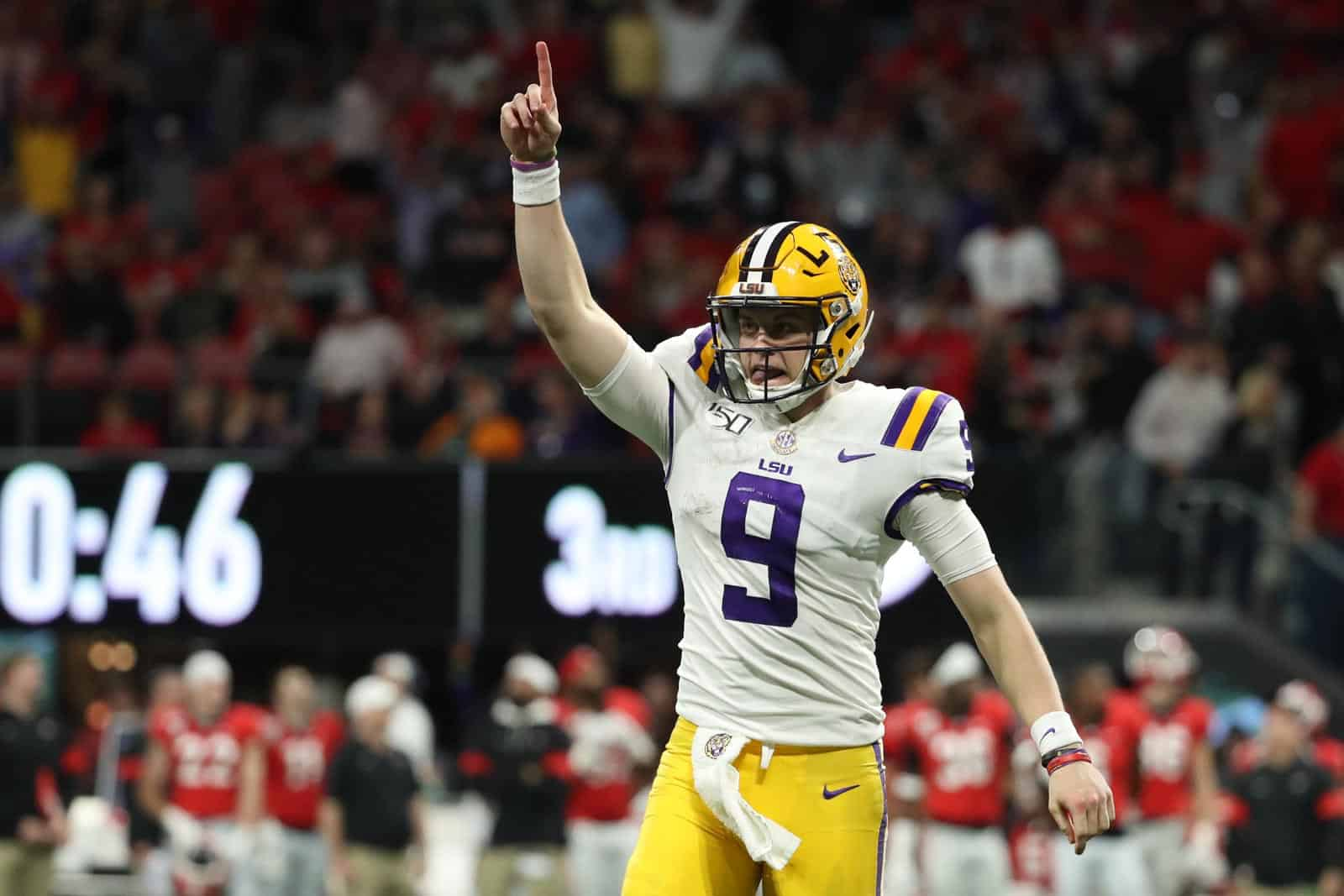 Final College Football Playoff Rankings 2019
