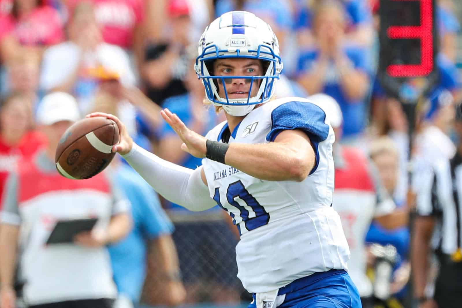 Indiana State Releases 2020 Football Schedule