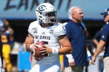 UC Davis releases 2020 football schedule