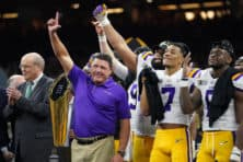 LSU wins 2019-20 CFP National Championship