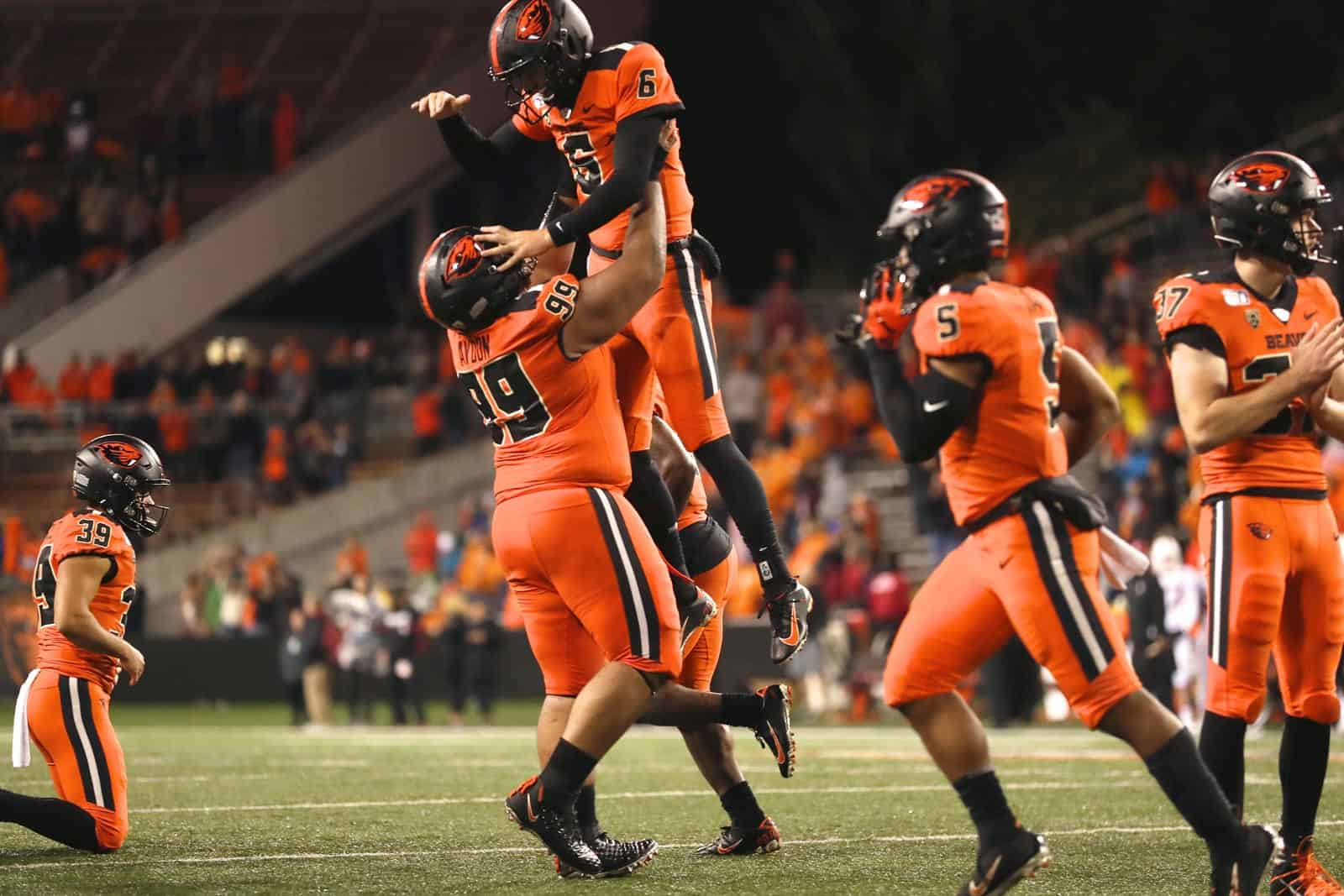 2020 Oregon State Beavers football schedule