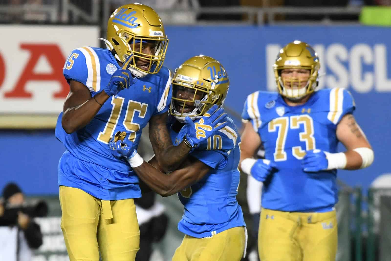 2020 UCLA Bruins football schedule