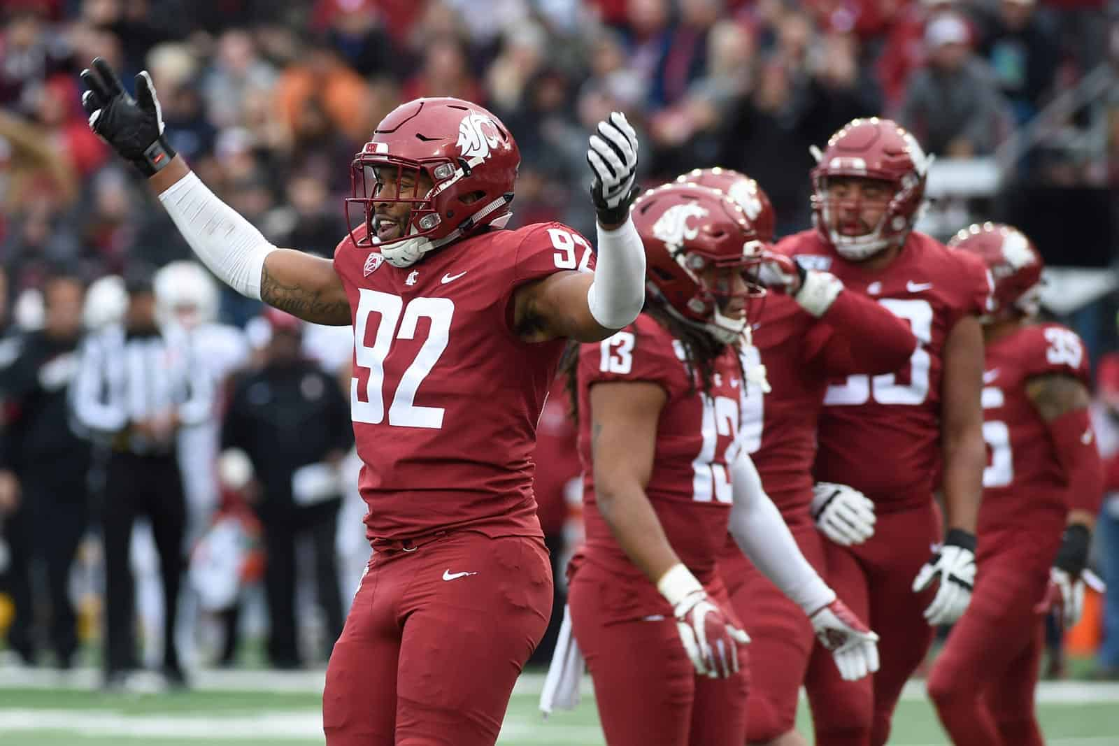 2020 Washington State Cougars football schedule