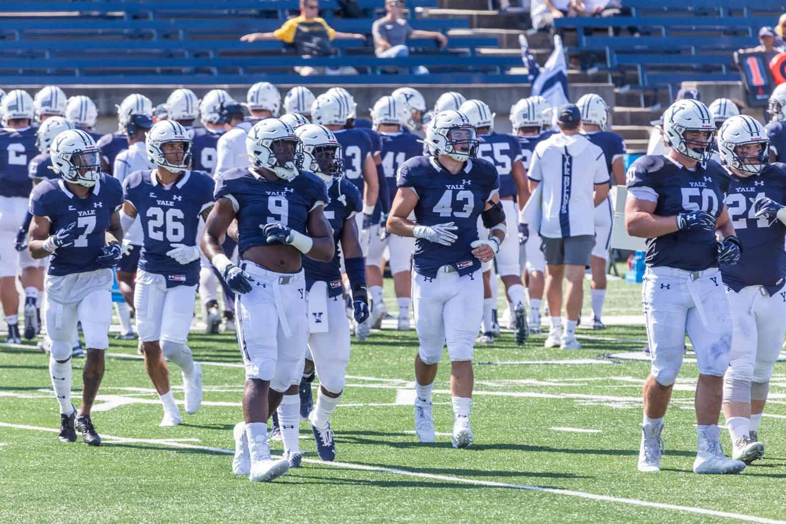Yale Bulldogs Announce 2020 Football Schedule
