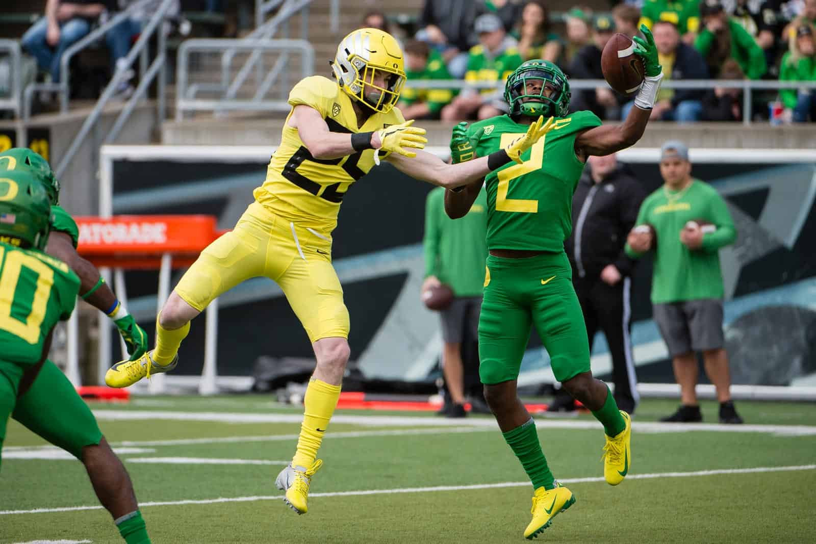 2020 Pac-12 Spring Football Game Schedule