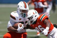 ACC cancels all Spring football practice and games due to coronavirus