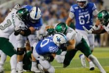 Eastern Michigan to play at Kentucky in 2025