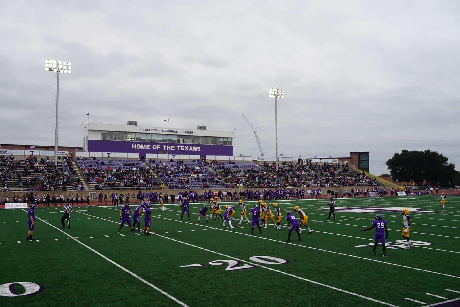Tarleton State Football
