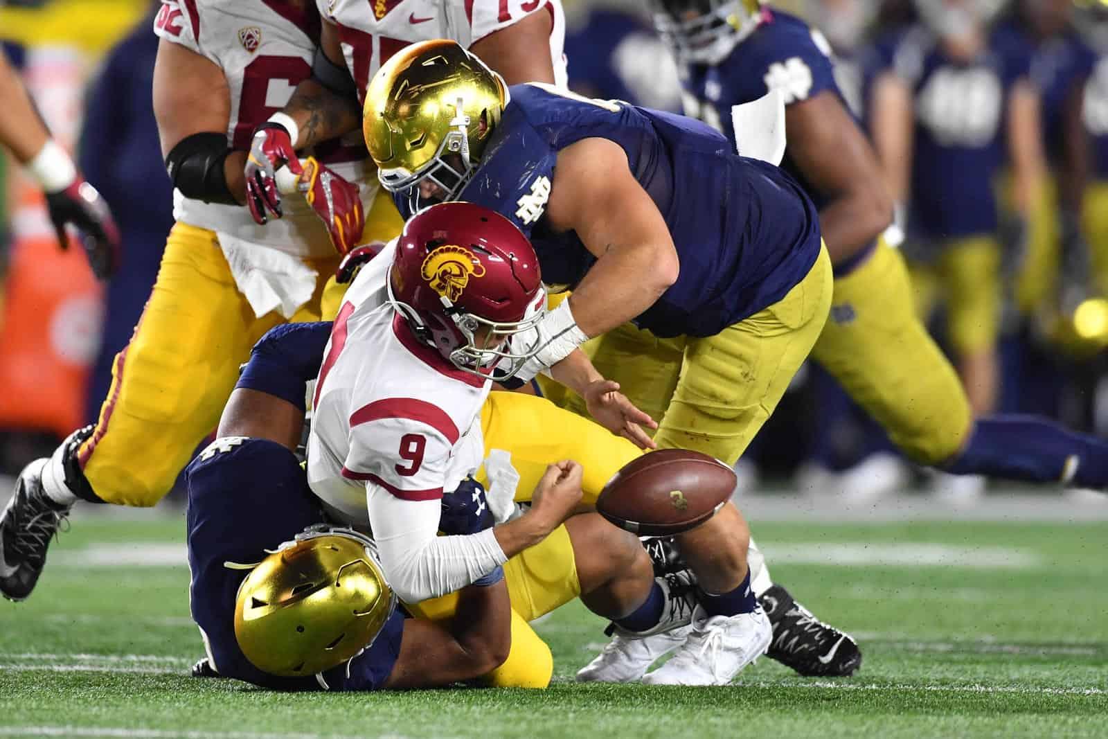 Notre Dame-USC