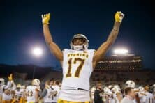 Wyoming adds Cal Poly to 2024 football schedule