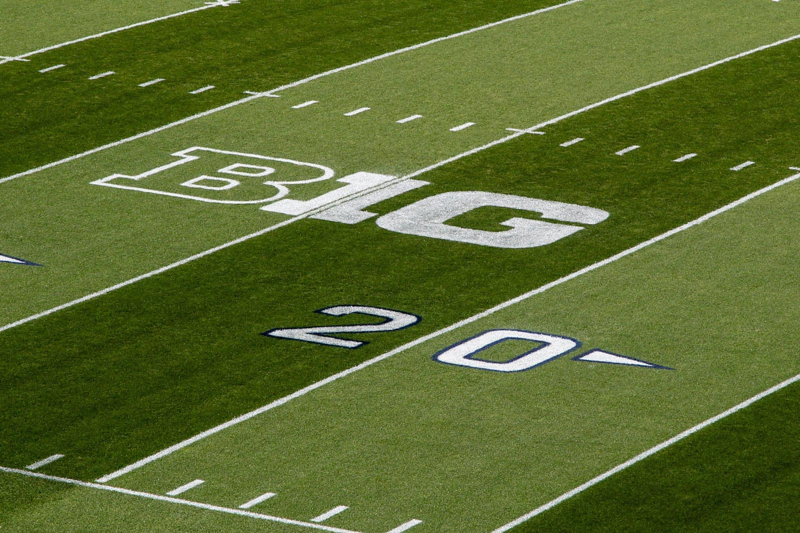 Big Ten early season 2020 football TV schedule