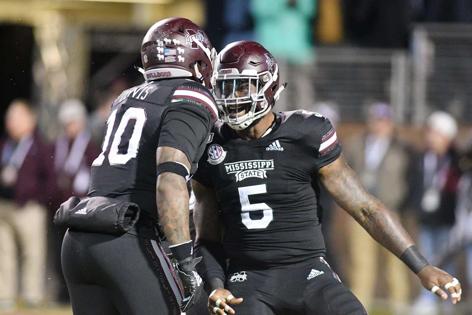 Mississippi State adds ETSU to 2022 football schedule