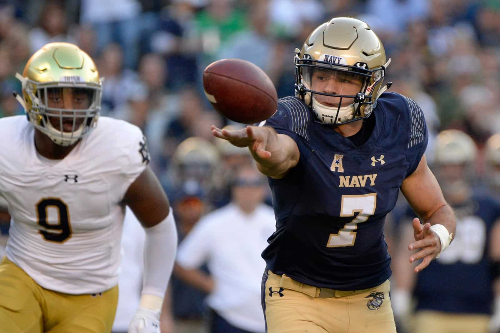 Navy-Notre Dame