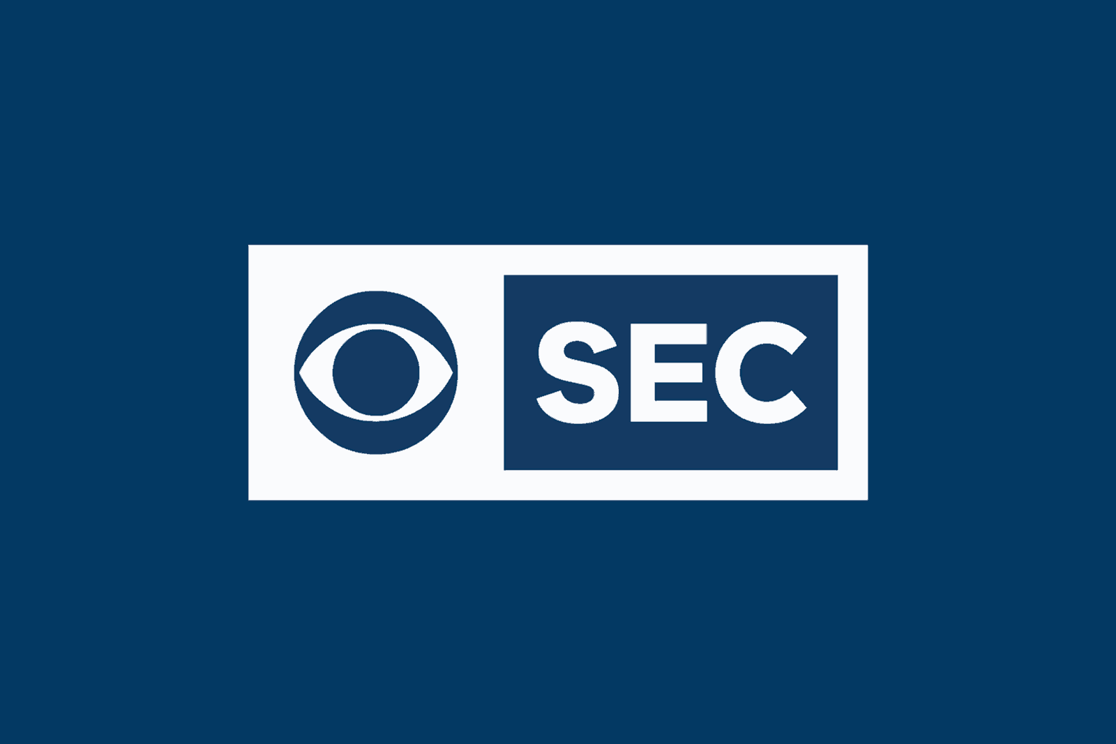 2020 SEC on CBS Football Schedule