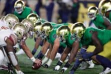 2021 Notre Dame-Florida State game moved from Labor Day to Sunday