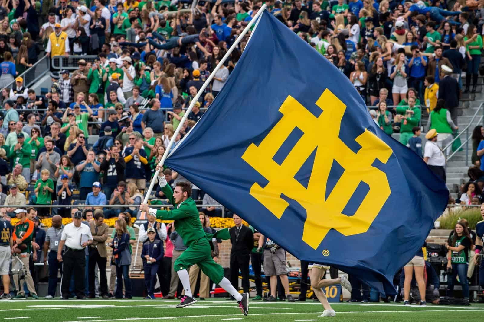 2020 Notre Dame Football Schedule