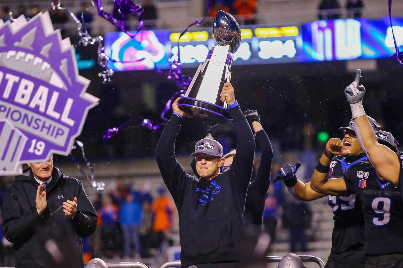 Mountain West football schedule to include 8 conference games