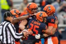 2020 Illinois State at Illinois football game rescheduled for 2028