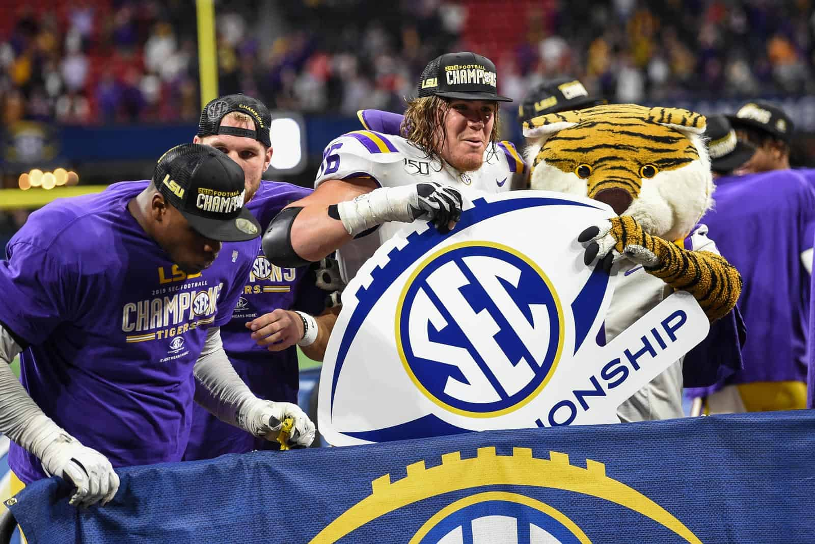 SEC announces fan health, safety guidelines for football season