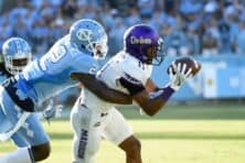 James Madison-North Carolina football game rescheduled for 2028
