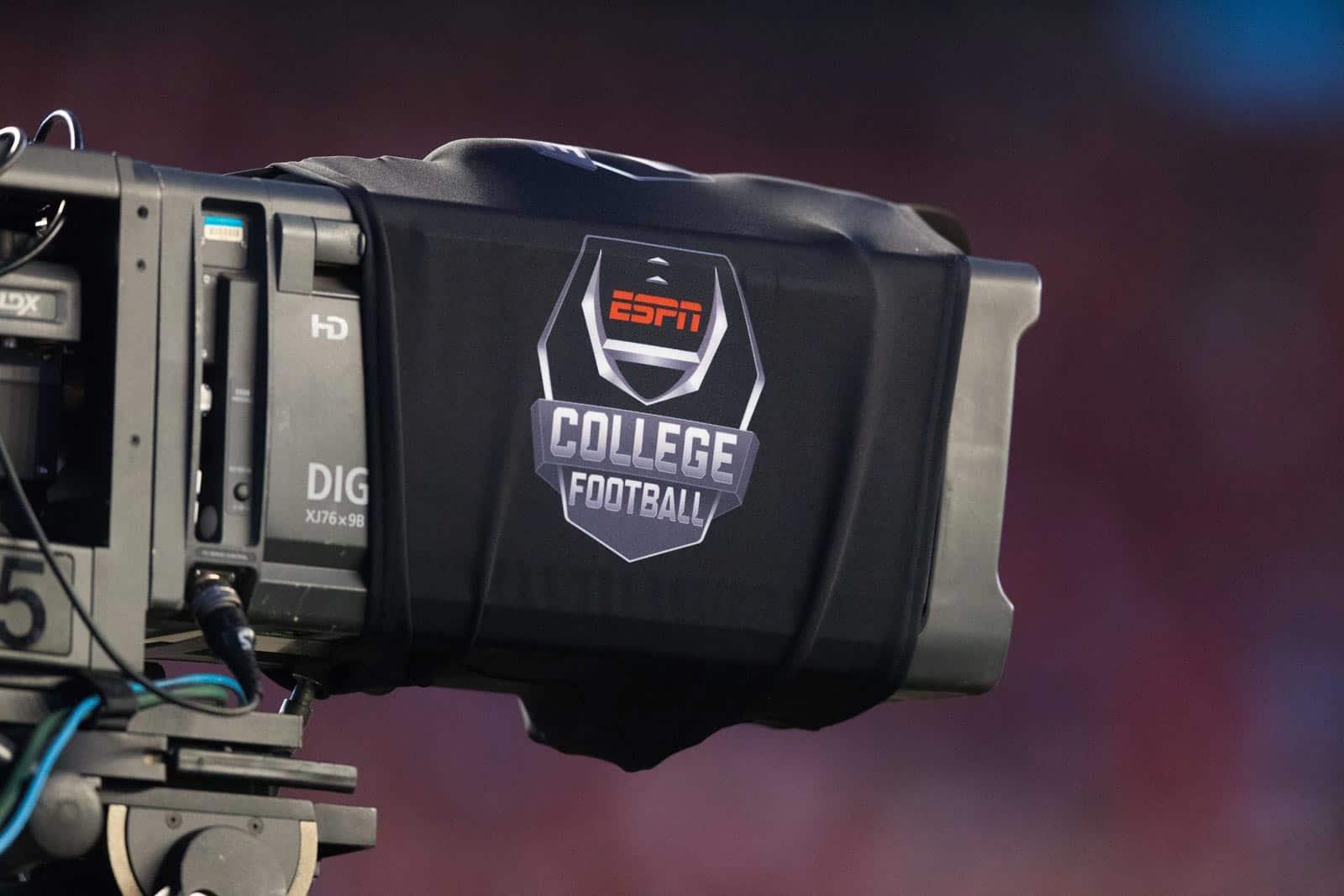ESPN reveals Week 2, Week 3 college football TV schedule for 2020