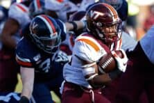 Virginia at Virginia Tech football game postponed due to COVID-19
