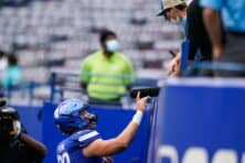 Georgia State at Charlotte football game postponed due to COVID-19