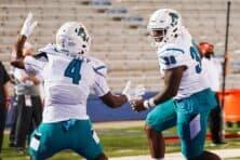 Coastal Carolina, Liberty add three games to future football series