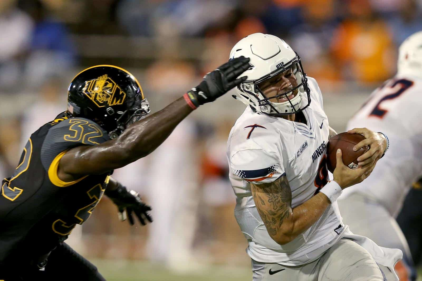 Southern Miss-UTEP