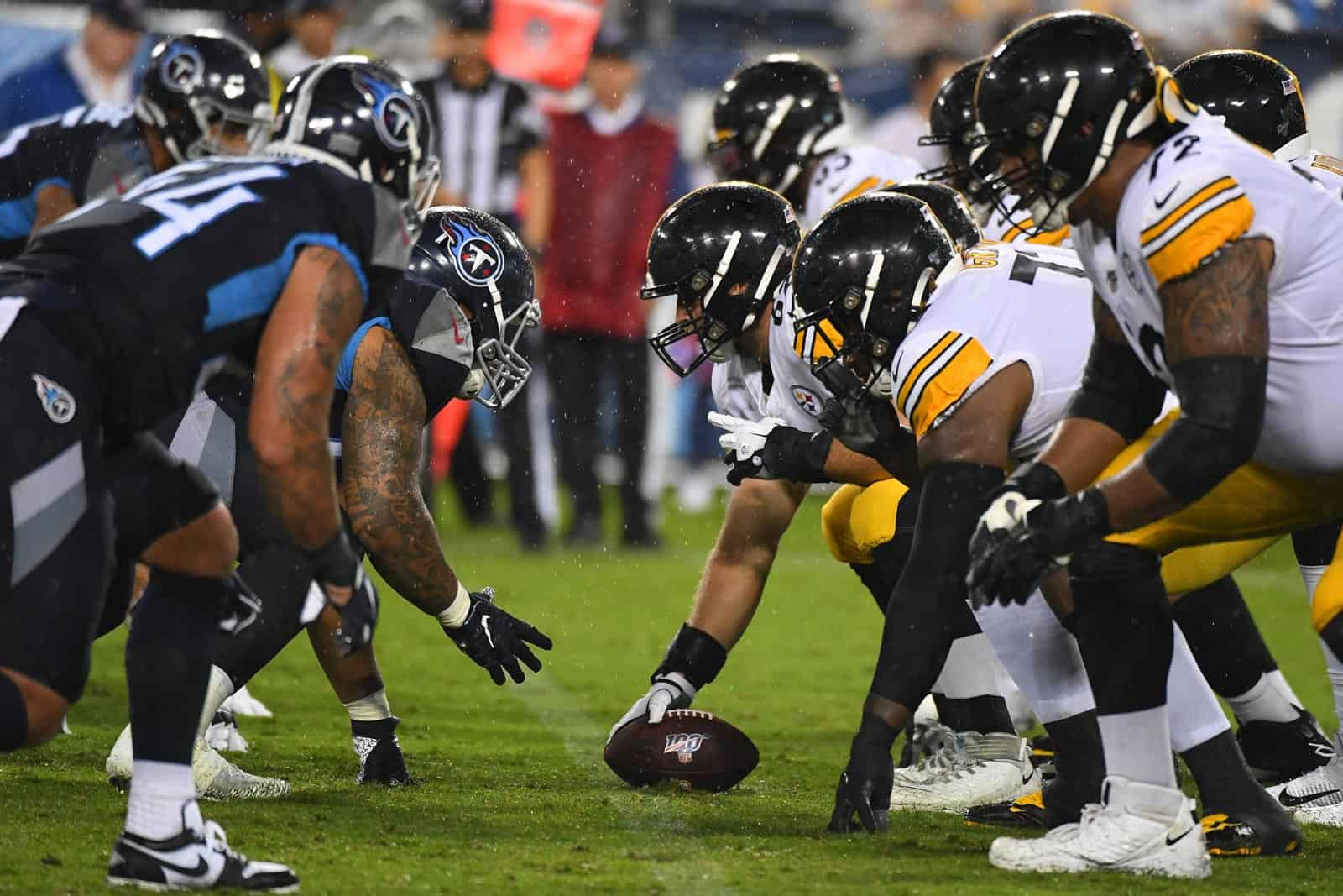 Steelers-Titans