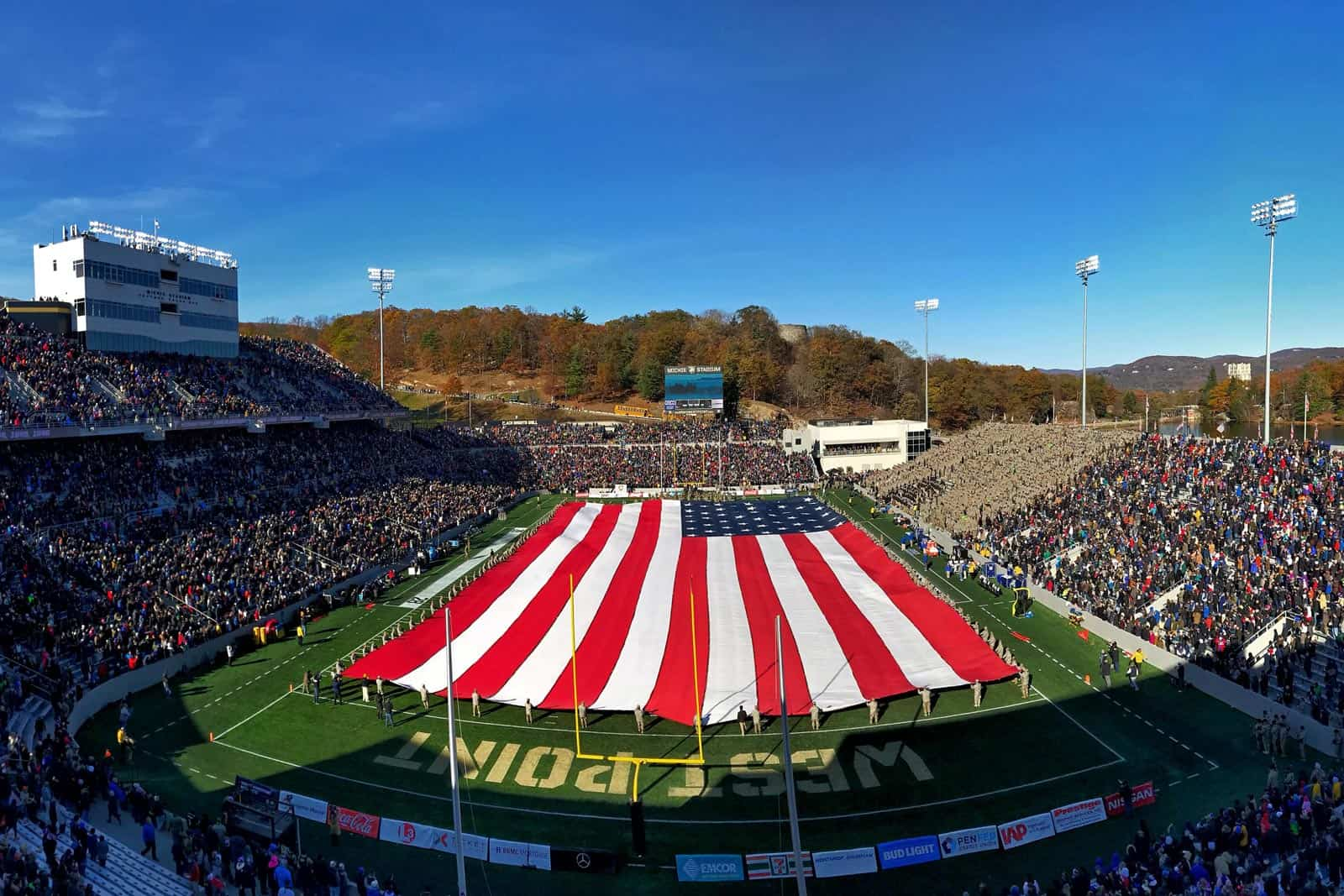 Army-Navy game in December moves from Philadelphia to West Point