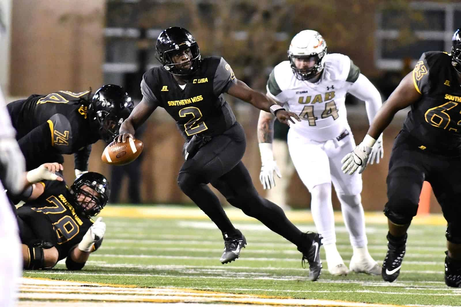 Southern Miss-UAB