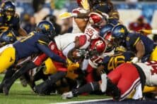 Oklahoma at West Virginia football game rescheduled for December 12
