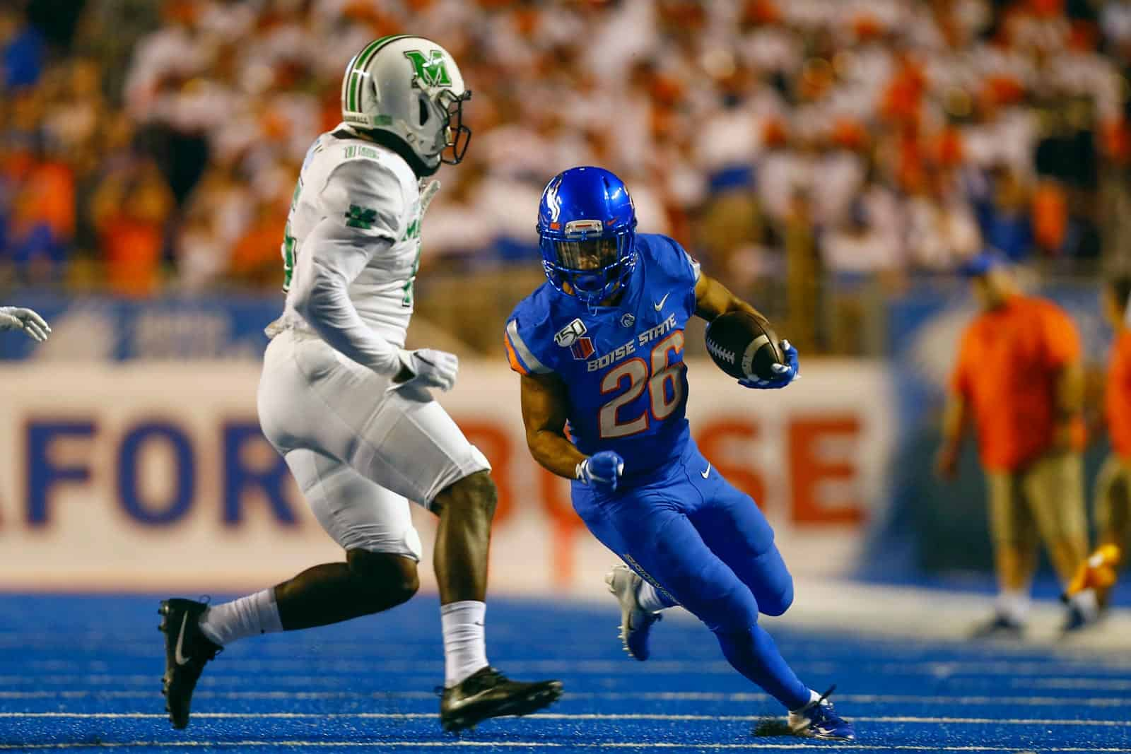 Boise State-Marshall