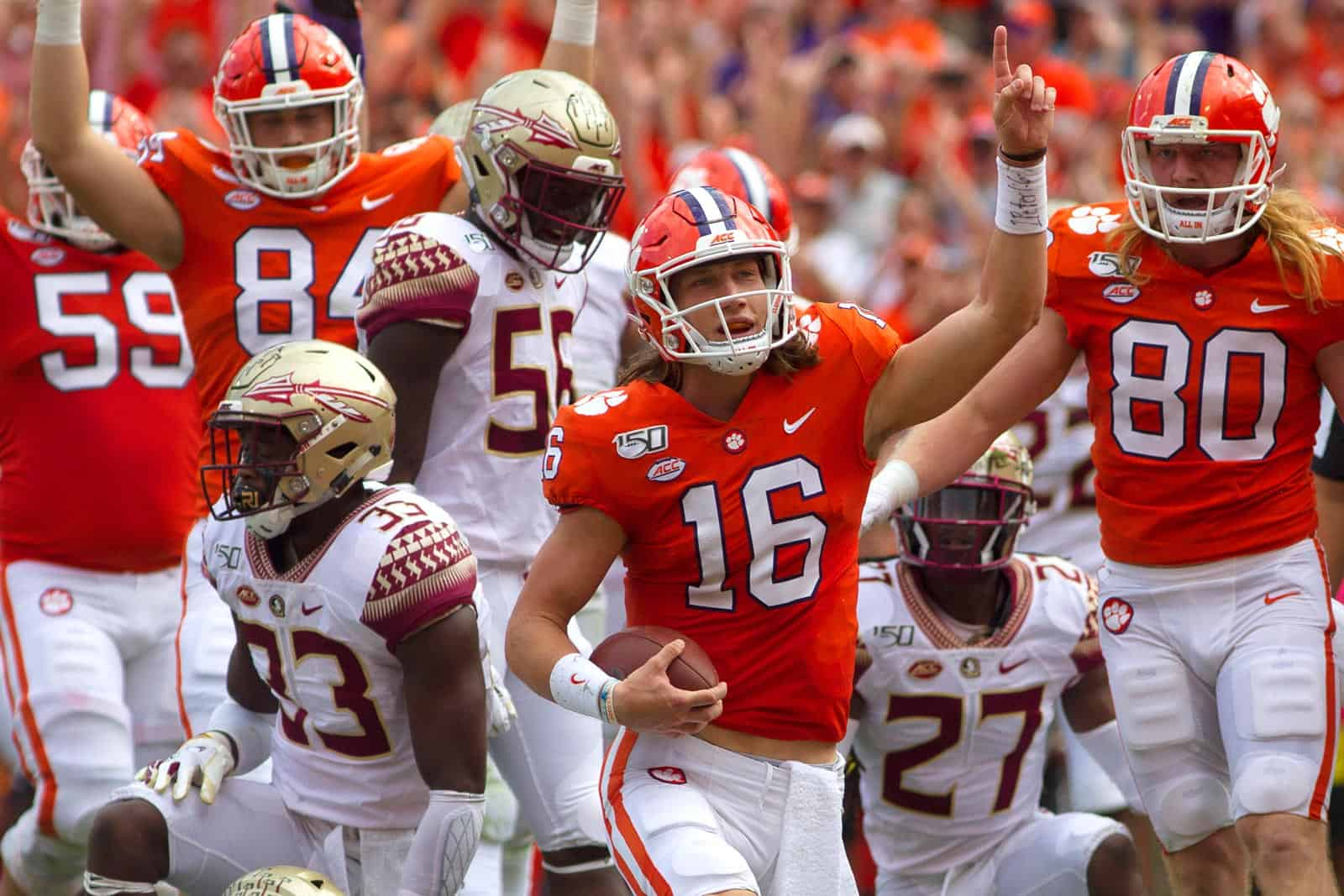 Florida State-Clemson game postponed amid coronavirus concerns