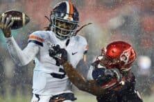 Louisville at Virginia football game rescheduled for November 14
