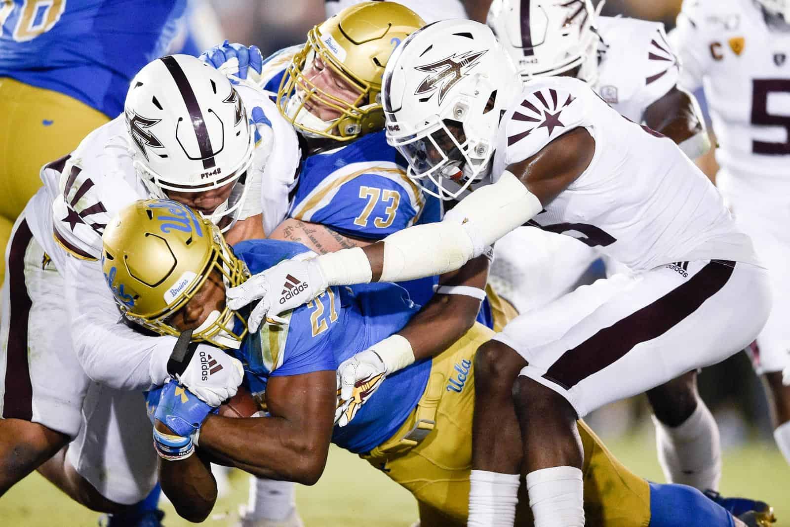 UCLA-Arizona State