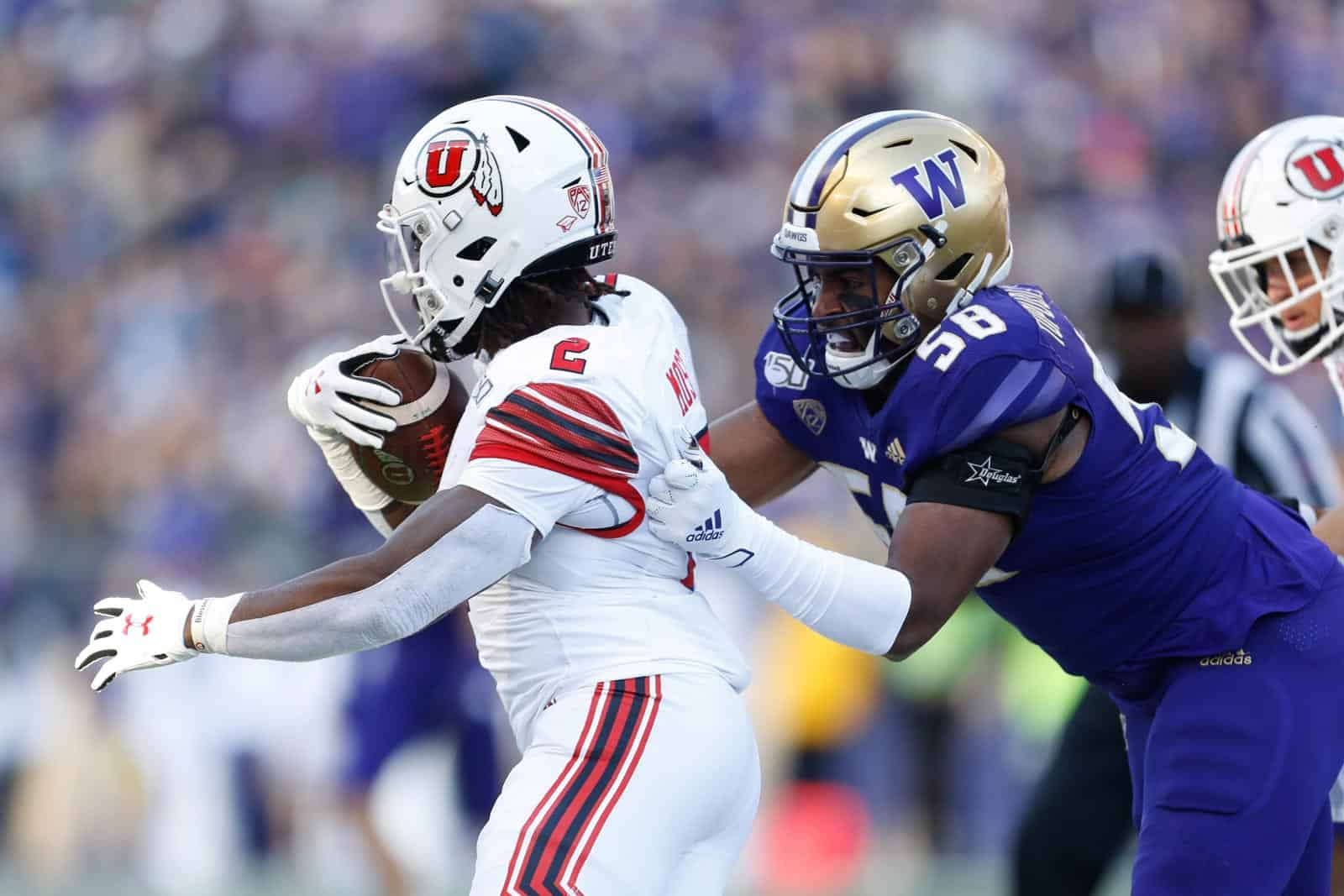Utah and Washington schedule new game that will be on ESPN