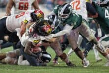 Michigan State at Maryland football game canceled due to COVID-19