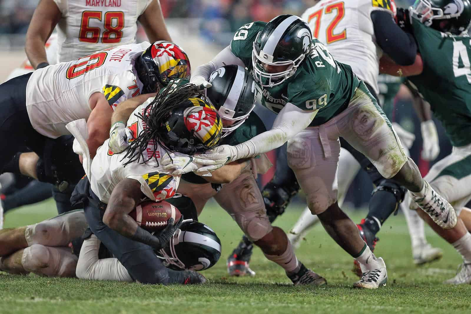 Michigan State-Maryland