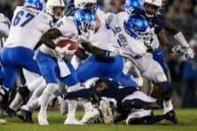 2020 Saint Francis U. at Buffalo football game rescheduled for 2025