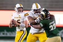 Wyoming at Louisiana football game rescheduled for 2029