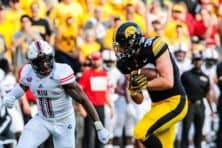 2020 Northern Illinois at Iowa football game rescheduled for 2026