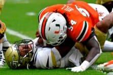 Georgia Tech at Miami (FL) football game canceled due to COVID-19